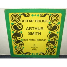 """GUITAR BOOGIE / RED WIND BOOGIE - 7"""" ITALY"""