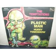 PLASTIC MAN / HURRY TOMORROW