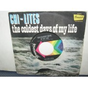 """THE COLDEST DAYS OF MY LIFE / THE MAN & THE WOMAN - 7"""" ITALY"""