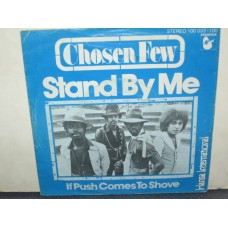 """STAND BY ME / IF PUSH COMES TO SHOVE - 7"""" GERMANY"""