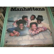 THE MANHATTANS - LP USA