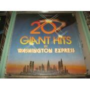 20 GIANT HITS BY WASHINGTON EXPRESS - LP USA