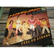 FEEL SO STRONG - LP NETHERLANDS