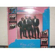 COLOURS OF LOVE - LP UK