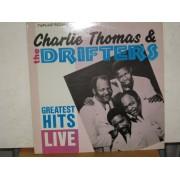 GREATEST HITS LIVE CHARLIE THOMAS