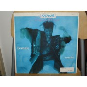 FEMALE TROUBLE - LP ITALY