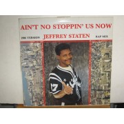 """AIN'T NO STOPPIN' US NOW - 12"""" GERMANY"""