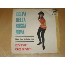 """COLPA DELLA BOSSA NOVA - 7"""" ITALY"""