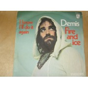 """I KNOW I'LL DO IT AGAIN / FIRE AND ICE - 7"""""""