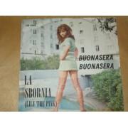 BUONASERA BUONASERA / LA SBORNIA (LILY THE PINK)