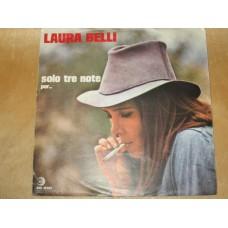 "SOLO TRE NOTE - 7"" ITALY"