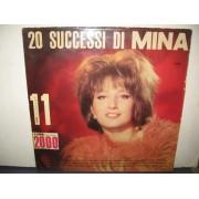 20 SUCCESSI DI MINA - 1°st ITALY