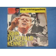 """JOHN FITZGERALD KENNEDY / IL PIU' GRANDE AMICO - 7"""" ITALY"""