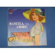 "MANUELA AMORE / PIANGE - 7"""