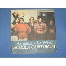 ARMONIA / LA FELICITA'