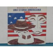 "UNA STORIA AMERICANA - 7"" ITALY"