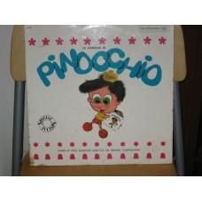 LE CANZONI DI PINOCCHIO - LP ITALY