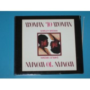 WOMAN TO WOMAN - CD DIGIPACK