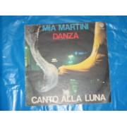 """DANZA / CANTO ALLA LUNA  - 7"""" ITALY"""