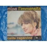 """L'IMMENSITA' / CANTA RAGAZZINA - 7"""""""