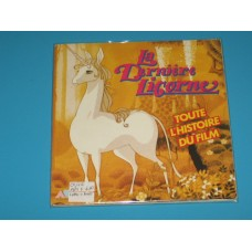 """LA DERNIERE LICORNE - 7"""" FRANCIA"""