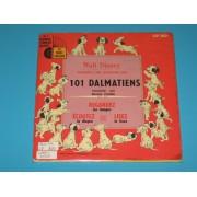 "101 DALMATIENS - 7"" FRANCIA"