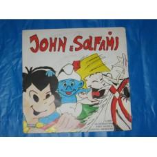 "JOHN E SOLFAMI / E.T.GLI SCOIATTOLI - 7"""