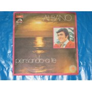 "PENSANDO A TE / SENSAZIONE - 7"" ITALY"