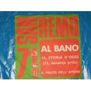 """13 STORIA D'OGGI / IL PRATO DELL'AMORE - 7"""""""