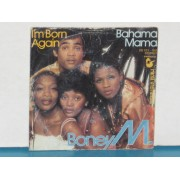 "I'M BORN AGAIN / BAHAMA MAMA - 7"" GERMANY"
