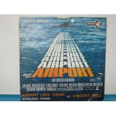 AIRPORT LOVE THEM / MARILYN'S THEME  - VINCENT BELL