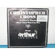 ARTHUR'S THEME / MINSTREL GIGOLO - CRISTOPHER CROSS