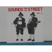 "SOUNDS FROM THE STREET - 7"" EP"