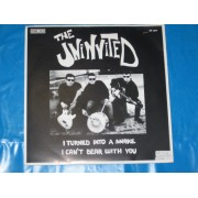 "I TURNED INTO A SNAKE / I CAN'T BEAR WITH YOU   - 7"" ITALY"