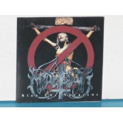 "SLAY THE NAZARENE / OF HELLS FIRE - 7"" LTD - 1500 COPIES"