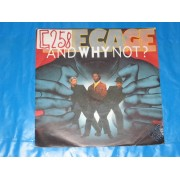 """THE CAGE / SALLY'S GONE - 7"""" GERMANY"""