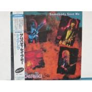 """SOMEBODY SAVE ME - 12"""" JAPAN"""