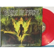 DAMNATION AND A DAY - 2 LP RED