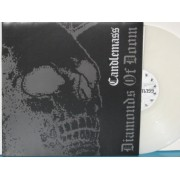 DIAMONDS OF DOOM - 2 LP WHITE MARBLE