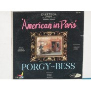 GEORGE GERSHWIN - AMERICAN IN PARIS-PORGY AND BESS