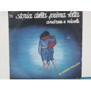 STORIA DELLA PRIMA VOLTA - 1°st ITALIA
