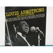 LOUIS ARMSTRONG AND THE ALL STARS - LP FRANCIA