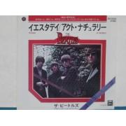 "YESTERDAY - 7"" JAPAN"