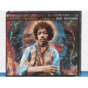 VOODOO CROSSING:A TRIBUTE TO JIMI HENDRIX - CD DIGIPACK