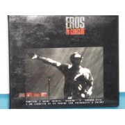 EROS IN CONCERT BOX 2 CD + BOOKLET