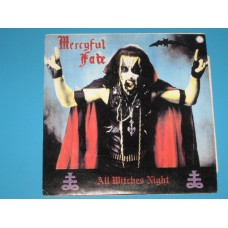 """ALL WITCHES NIGHT - 7"""" UK"""