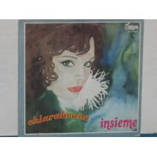 """INSIEME / IL BLU - 7"""" ITALY"""