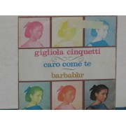 "CARO COME TE / BARBABLU' - 7"" ITALY"