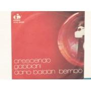 """CRESCENDO / GABBIANI - 7"""" ITALY"""