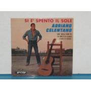 """SI E' SPENTO IL SOLE - 7"""" EP FRANCIA"""